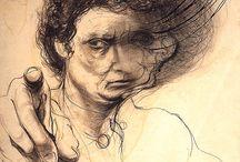 DPSK Drawing: Portraits