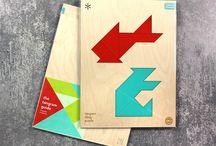 Tangram Tiling Puzzles
