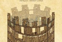 Elias Canetti Book Cover Illustrations