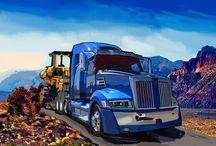Trucking Fine Art