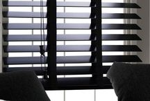 Wooden Blinds / Fine Basswood Blinds from www.ocerti.com in a full range of colours & sizes to suit any interior.