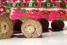 Refined Sugar Free Sweets / Recipes using no refined sugars