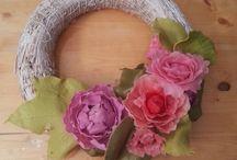 fiori in paste modellabili