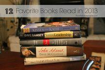 Book List / by Rebecca Hoffman