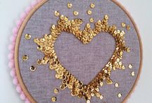 Embroidery ins