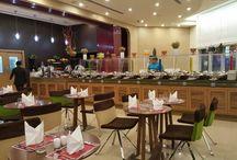 flavours restaurant / novotel fujairah