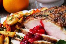 Thanksgiving / by Linda Meirose