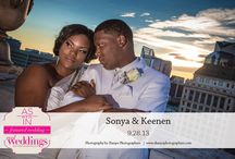 Featured Real Wedding: Sonya & Keenen {from the Summer/Fall 2014 Issue of Real Weddings Magazine} / Sonya & Keenen-Featured Real Wedding from the SF2014 issue of Real Weddings, www.realweddingsmag.com. Photos by and copyright SharpePhotographers.com; Planner/Designer/Favors/Specialty Lighting/Paperie: www.SacramentoWeddingPlanning.com; Musicians: www.CamelliaStringQuartet.com; Caterer: www.JacksonCateringEvents.com; Cake: www.SweetCakes.biz; Select Rentals: www.TheFindRentals.com. For more: http://www.realweddingsmag.com/?p=40542