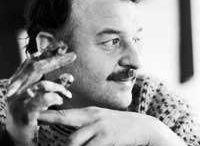 André Marfaing (1925-1985) / André Marfaing, né à Toulouse (Haute-Garonne) le 11 décembre 1925 et mort à Paris le 30 mars 1987, est un peintre et graveur français, non figuratif, associé à l'art abstrait et représentant de la peinture informelle.  Il a travaillé l'huile, l'acrylique et la gravure, utilisant essentiellement le noir, dans une peinture abstraite, ascétique, parfois proche de l'idéogramme.