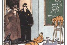 Gary larson cartoons
