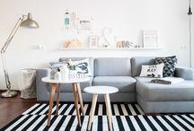 ✚ SCANDINAVISCH / Scandinavische interieurinspiratie vind je hier » http://goo.gl/OCqR9T
