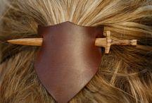 viking hårpynt