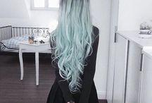 Peinados/teñidos
