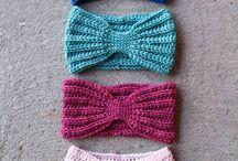 Crochet | Hat and Headband