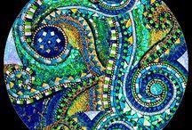 sehpa mozaik