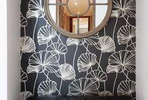 Murs et sols - Papier-peint, carrelage, parquets etc...