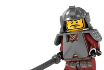 lego warriors