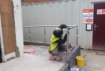 General Building Work / An assortment of images from work carried out