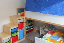 kids' room / by Veronica Ortega