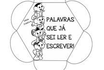 atividades - português