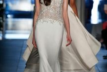 Sheath Gowns / by Kleinfeld Bridal