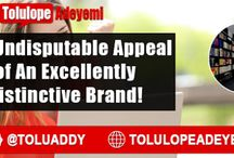 Undisputable Appeal of an Excellently Distinctive #Brand via...