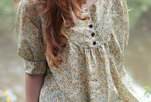 Ladies sewing patterns and ideas