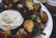 Brussel Sprouts / by Mary Reed-Matthews