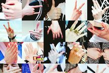 윤ㄱㅣ pure, perfect and immaculate hands.