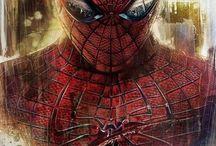Вселенная супер героев