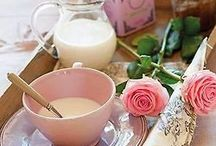Good Morning  /  Bom dia / Breakfast and a new day! Café da manhã e novo dia!