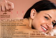 Acupuncture Benefits / The blockage of energy flow or qi through meridians (invisible channels) throughout the body is thought to cause imbalances of energy and eventually disease. Stress from emotional factors, poor diet, environment, and disease can cause imbalance. Acupuncture aims to restore energy flow and can help relieve conditions such as fatigue, anxiety, blood pressure imbalances, insomnia, digestive complaints, headaches, arthritis and breathing problems.