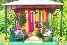 Summer Gazebo Decorating Contest