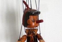 Куклы марионетки
