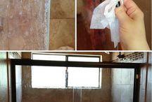 Idées faciles pour nettoyer  la maison
