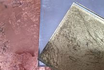 Metallic Splashbacks / Metallic Splashbacks are the ultimate luxury finish for any kitchen, modern or traditional. Launching in AW15 we'll be offering Gold, Silver, Copper and Verigated leaf Splashbacks. To find out more, call us on 0800133772 or email us enquires@diysplashbacks.co.uk