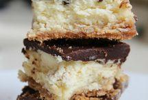 Recipes {Brownies & Bar}