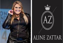 Aline Zattar´s Collection : Fashion Weekend Plus Size  - Inverno 2014  / Fashion Weekend Plus Size / Winter 2014 Event Production:Renata Vaz  Preview:CWB Plus Size & Carol Pastro Photography