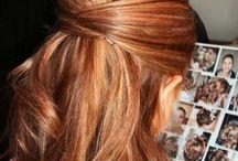 hair / håruppsättningar!