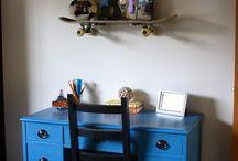 Ethan's room ideas / by Emilee Fortner