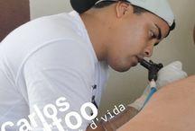 Carlos Paranagua Tattoo e Arte / Tatuador a 3 anos desempenhando muita arte e em busca de novos objetivos..