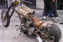 Kevan - steampunk ride