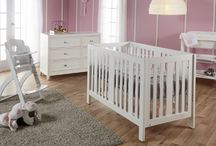 The Imperia Forever Crib / Available in Mocacchino & White