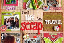 Scrapbook Page Layouts / by Valerie Beary