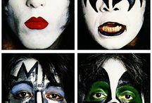 Hard Rock Bands - KISS