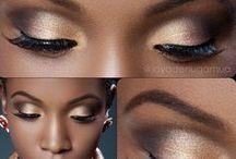 maquillage peau noir métissé et pas seulement