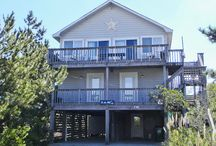 New 2015 Vacation Rental Homes! / New 2014 Vacation Rental Homes! The perfect vacation NC beach home for your 2015 family vacation awaits! The Outer Banks vacation rentals featured here are all new to the Sun Realty program.  / by Sun Realty