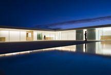 Atrium House. Casa del Atrio. Architecture by Fran Silvestre Arquitectos. / Fran Silvestre Arquitectos. Atrium House    #FranSilvestreArquitectos #AtriumHouse #Architecture #Arquitectura #Design #InteriorDesign #Spain #SpanishArchitecture #White