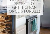 cleaning hints