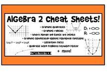 Classroom:  Algebra 2